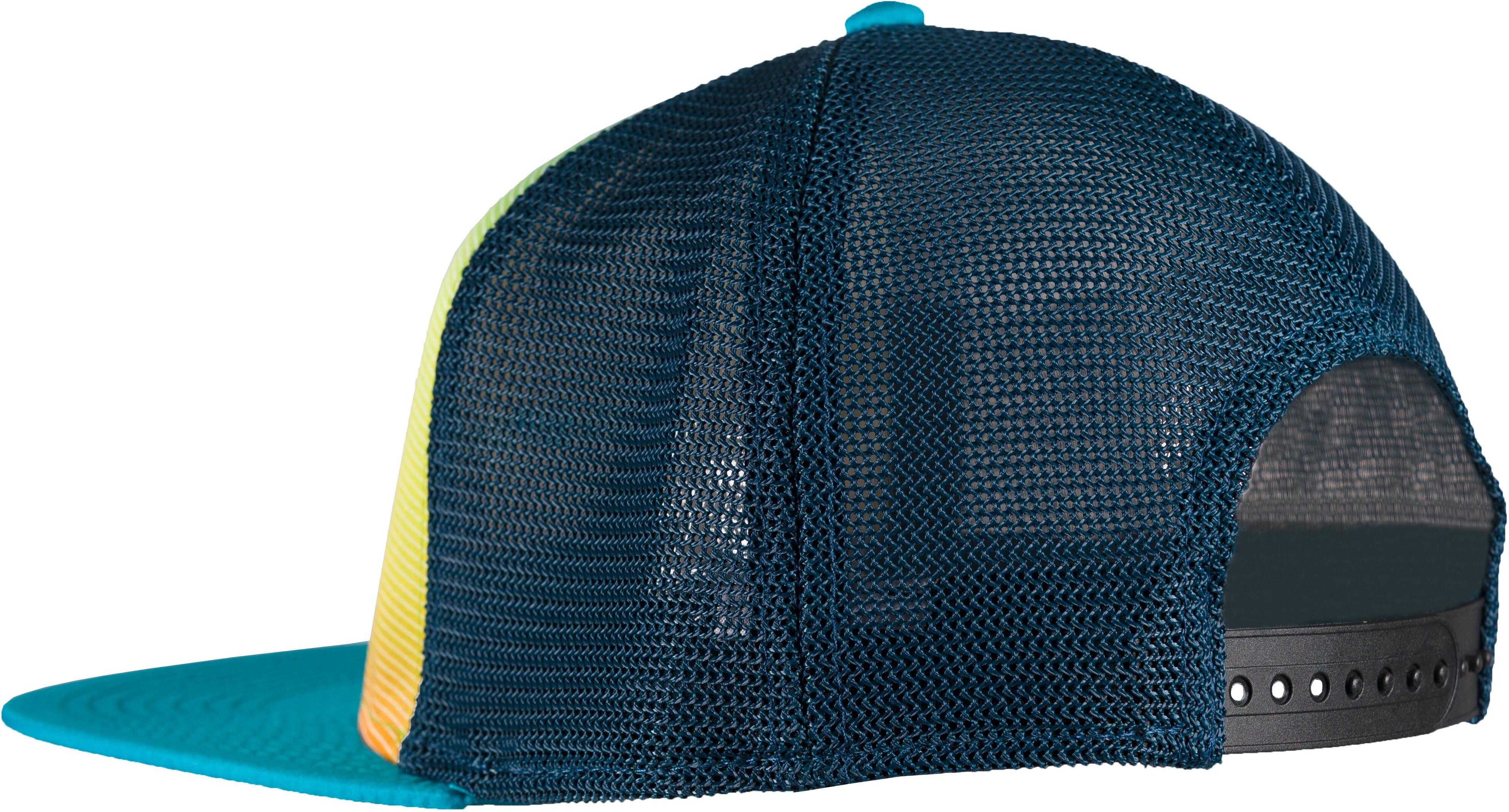 6c1566c28981b La Sportiva Fade Headwear green blue at Addnature.co.uk
